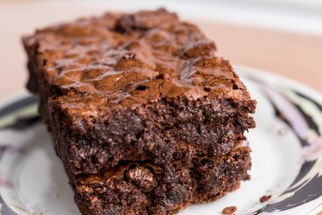 Triple chunk brownie-2