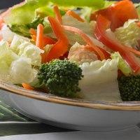 Low Calorie Garden Salad