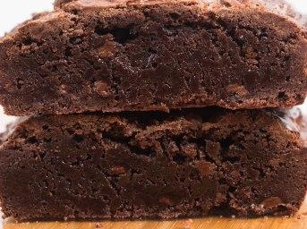 Double chocolate brownie-2