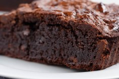 Double chocolate brownie-3