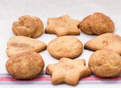 Cinnanmon sugar cookies+-3
