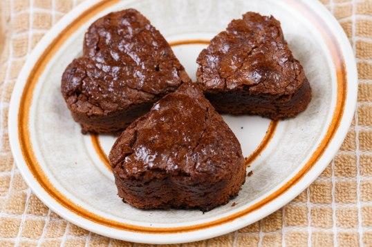 Pre-Valentine brownies-2