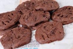 Double chocolate chunk Brownies-6