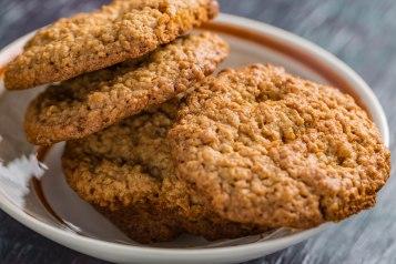 Oatmeal cookies-2