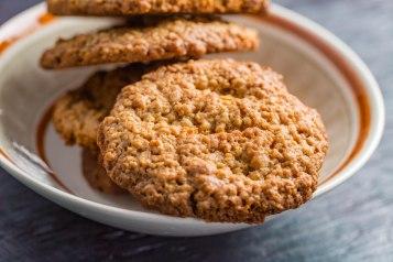 Oatmeal cookies-3