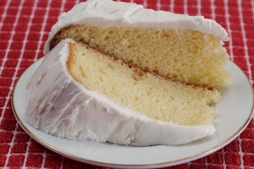 Vanilla cake-4