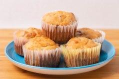 Cranberry orange muffins-3