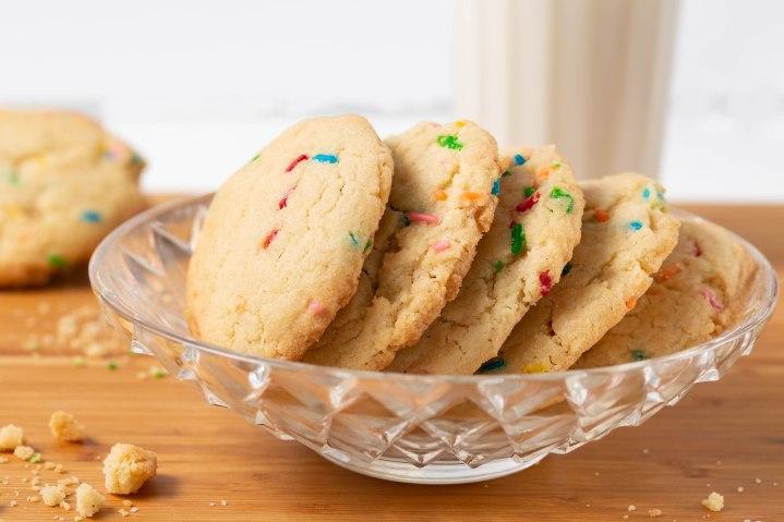 Gluten free sugar cookies-4