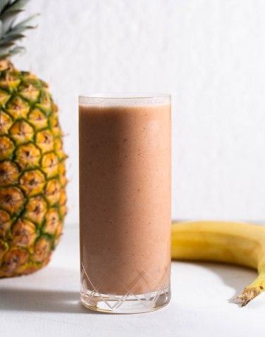 Pineaple smoothie-2