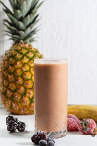 Pineaple smoothie-4