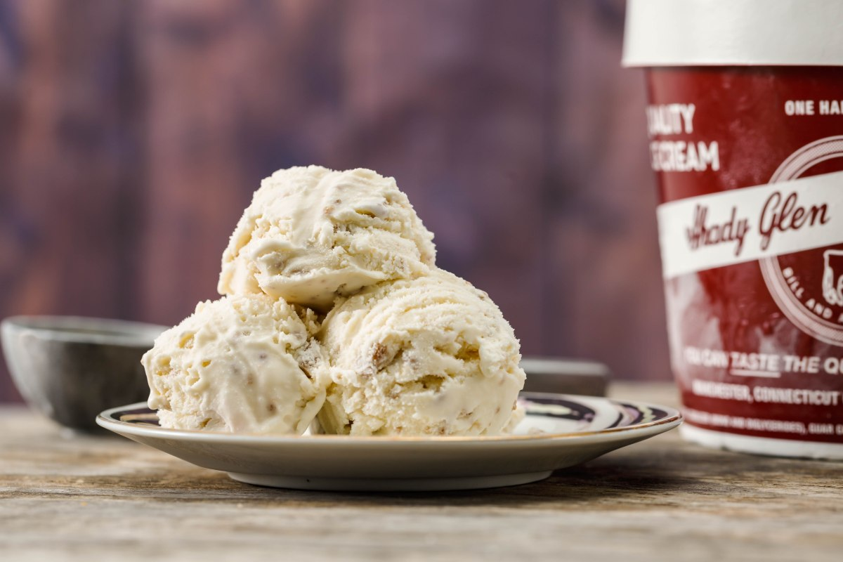 Maple Walnut Ice Cream