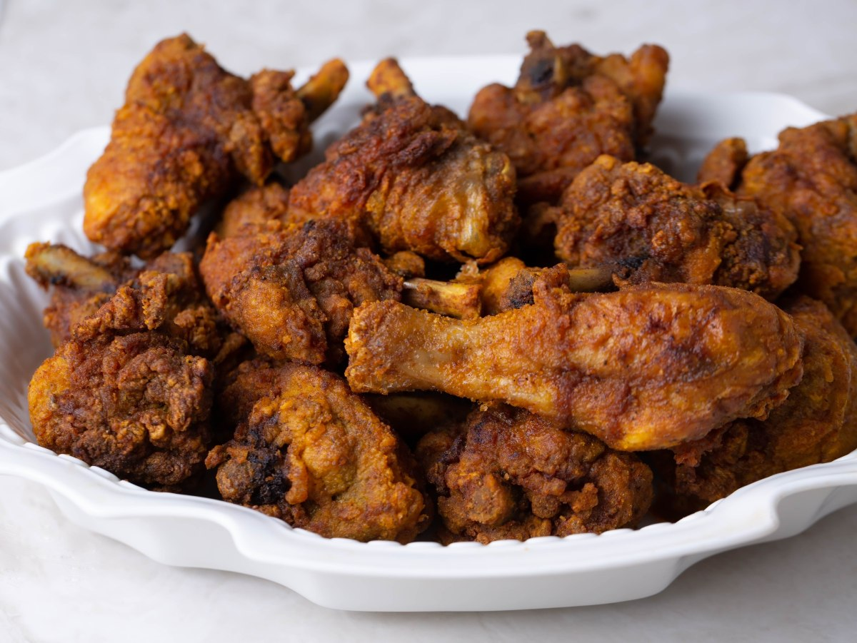 Old Fashioned Fried Chicken