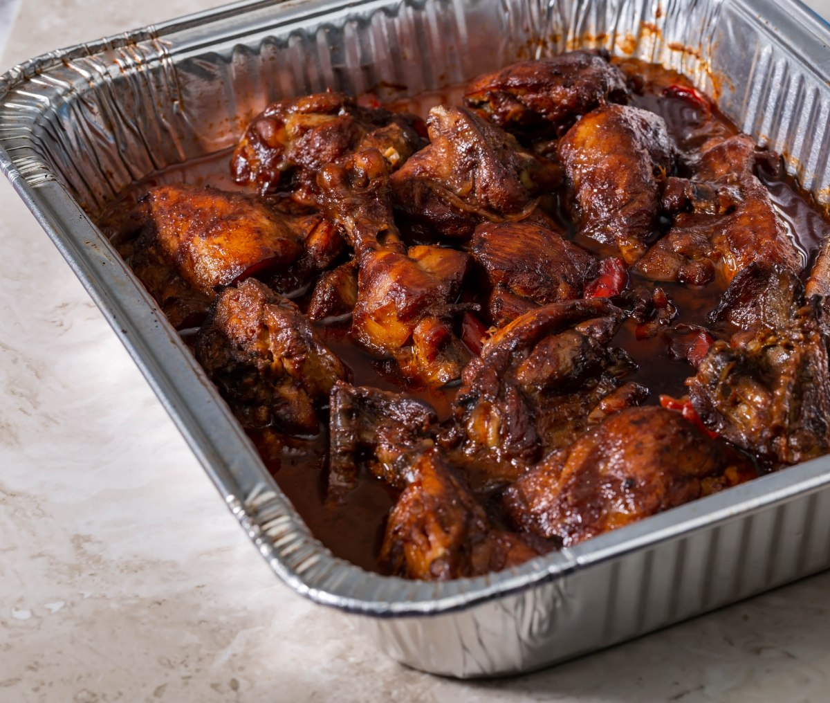 Country Style Barbecue Chicken
