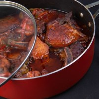 Brown Stew Pork Chops