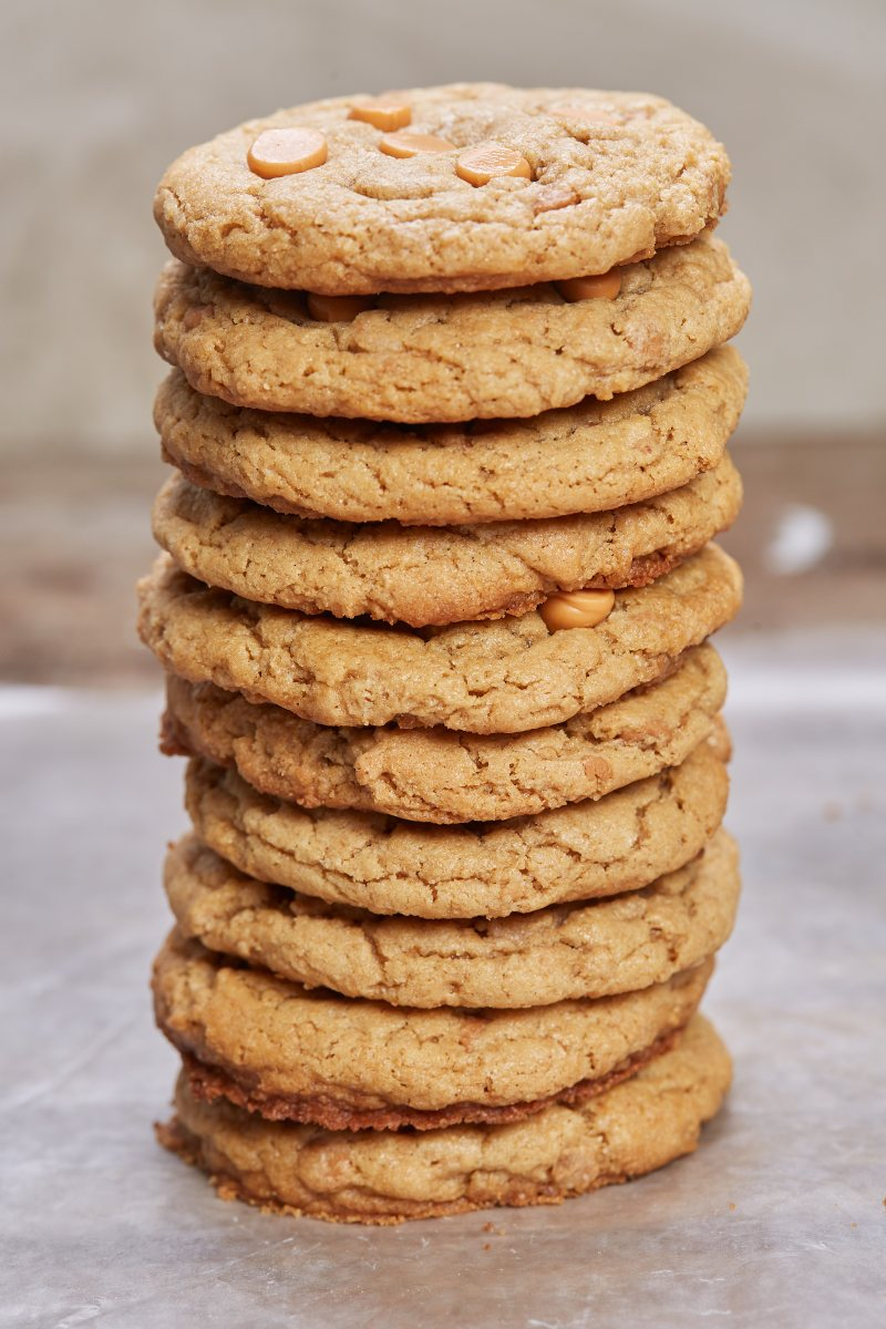 Old fashion peanut butter cookies