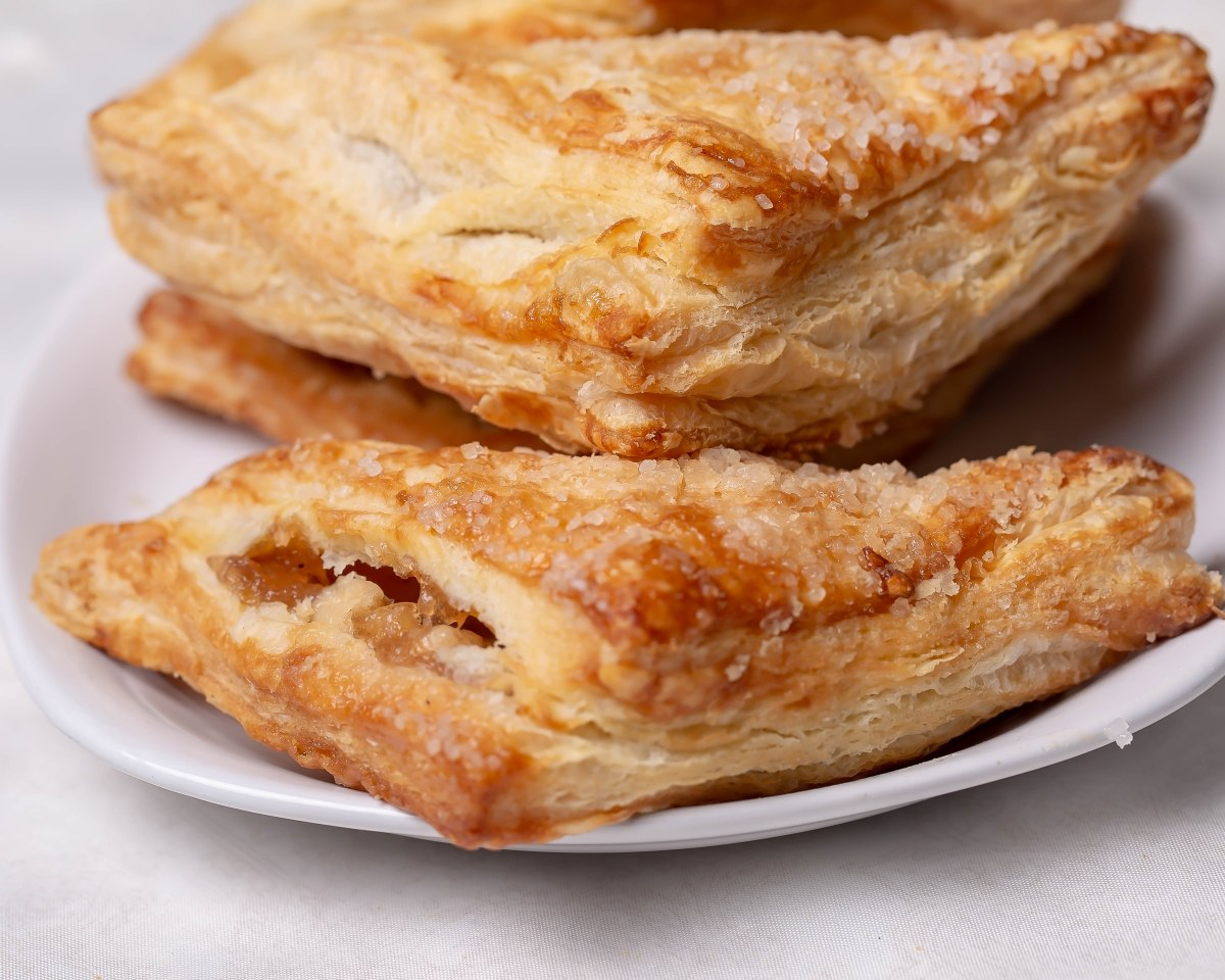 Nana's apple turnovers
