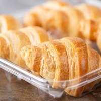Honey comb croissants