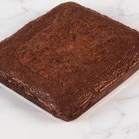 Brownie bricks