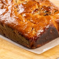 Zesty homemade Cranberry bread