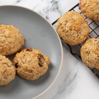 Easy Banana Oatmeal Cookies