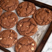 All occasion chocolate cookies