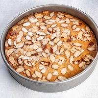 Vegan Almond breakfast cake