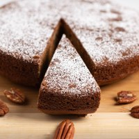 Nana Pecan coffee cake