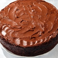 Mayo Chocolate Cake