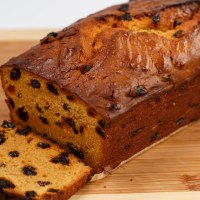 Country style sweet potato bread