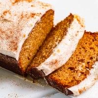 Pumpkin Spice Quick Bread